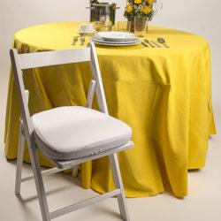 Mantel amarillo