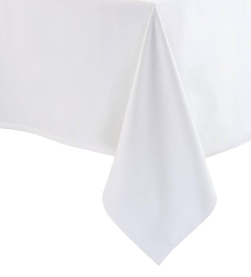 Mantel blanco